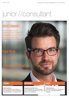 junior //consultant 1-2021