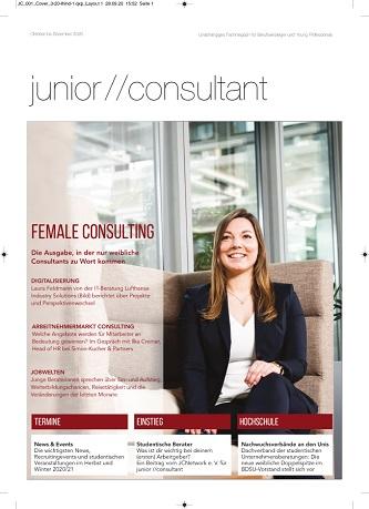 junior //consultant 3-2020
