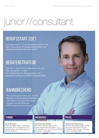 junior //consultant 4-2020