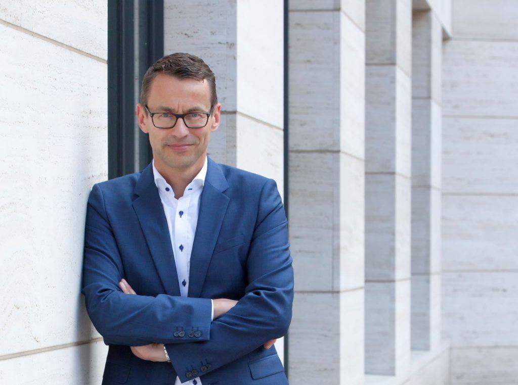 Kai Anderson, Vorstand Promerit AG Foto: Laslo Dani