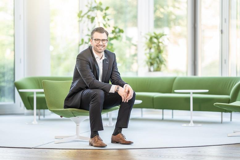 Patrick Kather, neuer Geschäftsführer von E.ON Inhouse Consulting