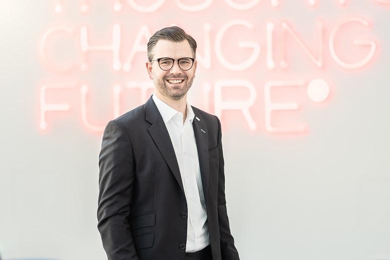 Patrick Kather, neuer Geschäftsführer von E.ON Inhouse Consulting, im Interview