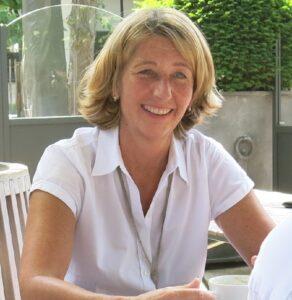 Sabine Müller, CEO und Global Head von DHL Consulting