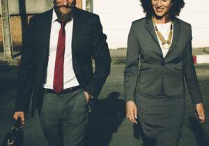 Berater und Beraterinnen erreichen gemeinsam mehr