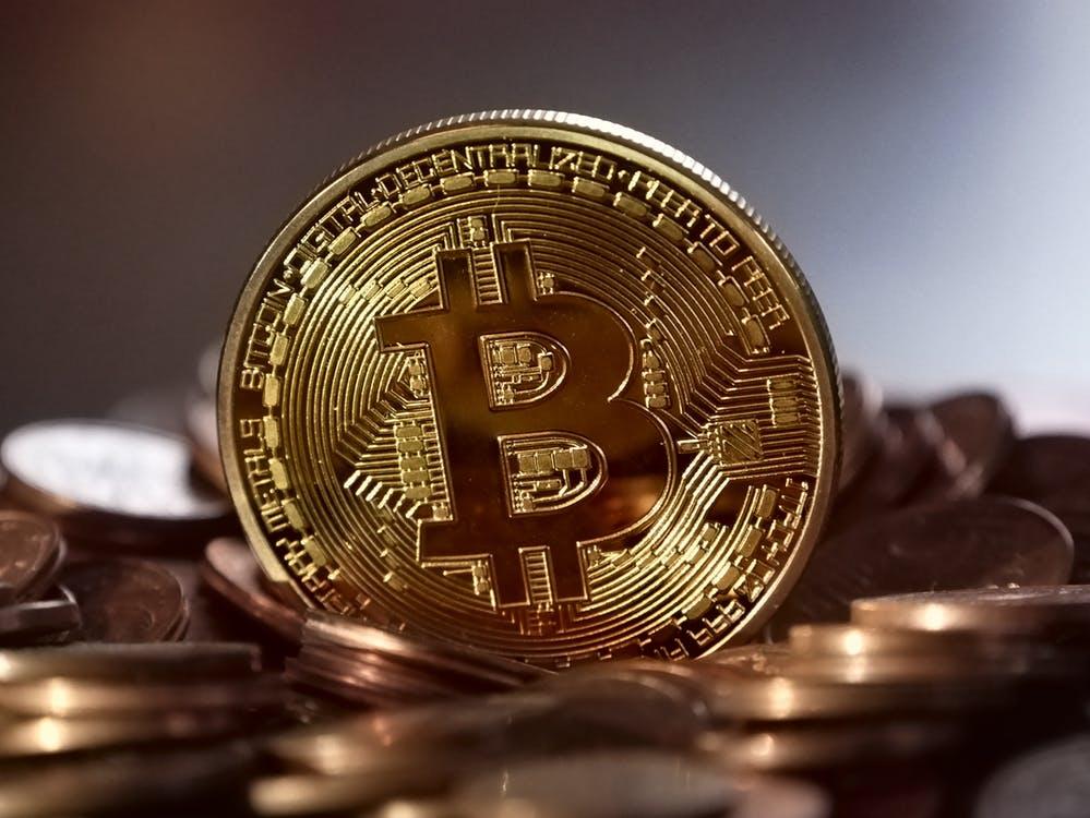 Eine Anwendung von Blockchain im Zahlungsverkehr ist Bitcoin