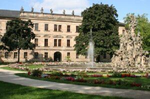 Schloss Friedrich-Alexander-Universität Erlangen-Nürnberg