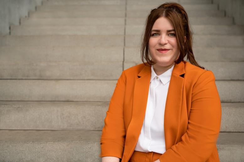 Sofia Hassiotaki hat zwei Traineeprogramme bei Accenture absolviert