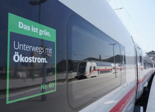 Wie die Starke Schiene die Bahn in die Zukunft bringt
