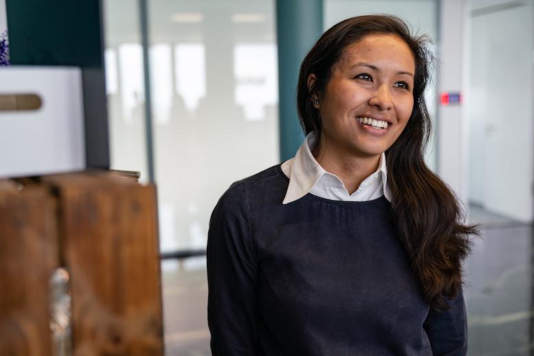 Die Umweltingenieurwissenschaftlerin Fiona Walman ist Beraterin bei Kearney
