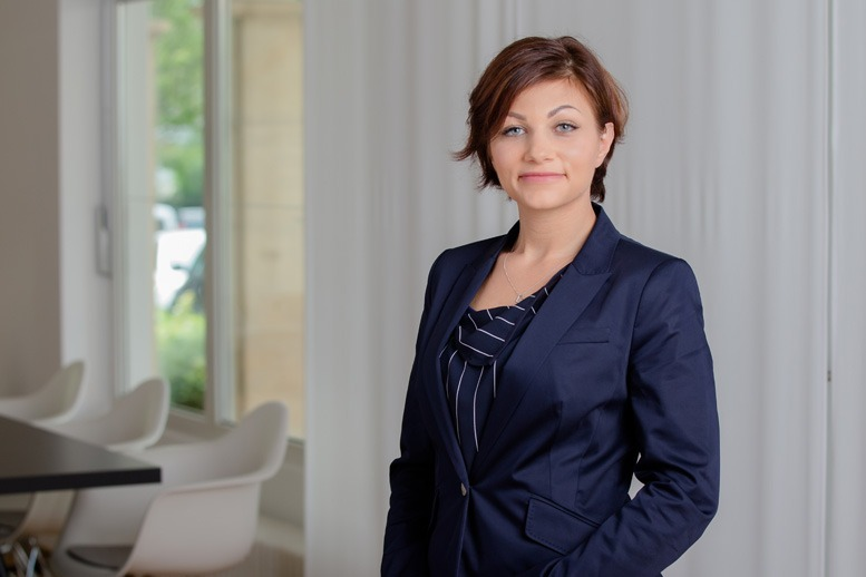 Wenzeslawa Jonkov, Jahrgang 1986, Senior Consultant bei zeb